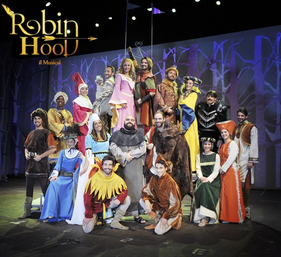 ROBIN HOOD IL MUSICAL – Annullato l'evento
