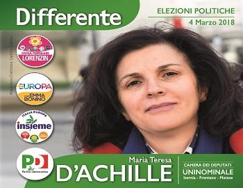 D'Achille – ELETTORALE