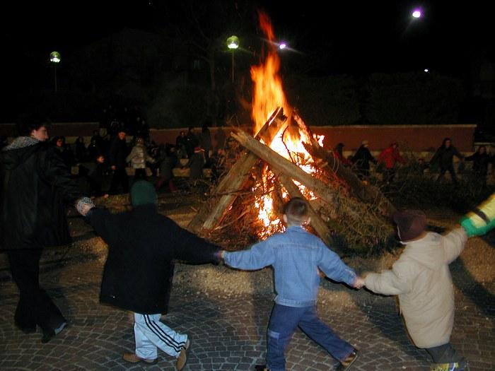 """""""Marauasce"""": tra fuoco e tradizione"""