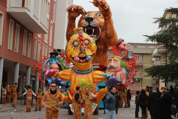 L'attesa è quasi finita per il Carnevale larinese