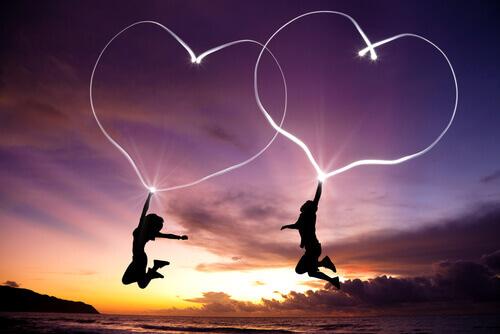 Oggi, la giornata dell'amore