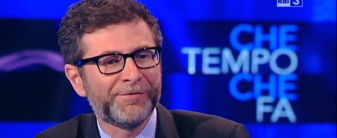 Fazio replica a Salvini: ospite di 'Che tempo che fa' sarà Silvio Berlusconi