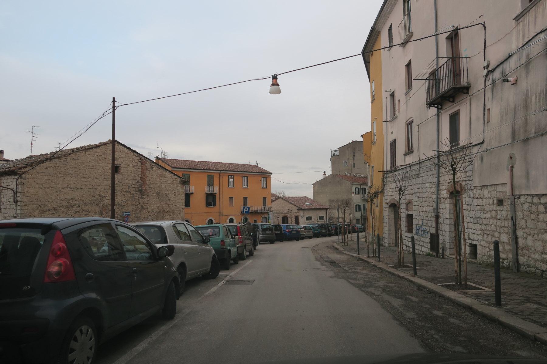 Centro storico off limits, ma solo per i residenti