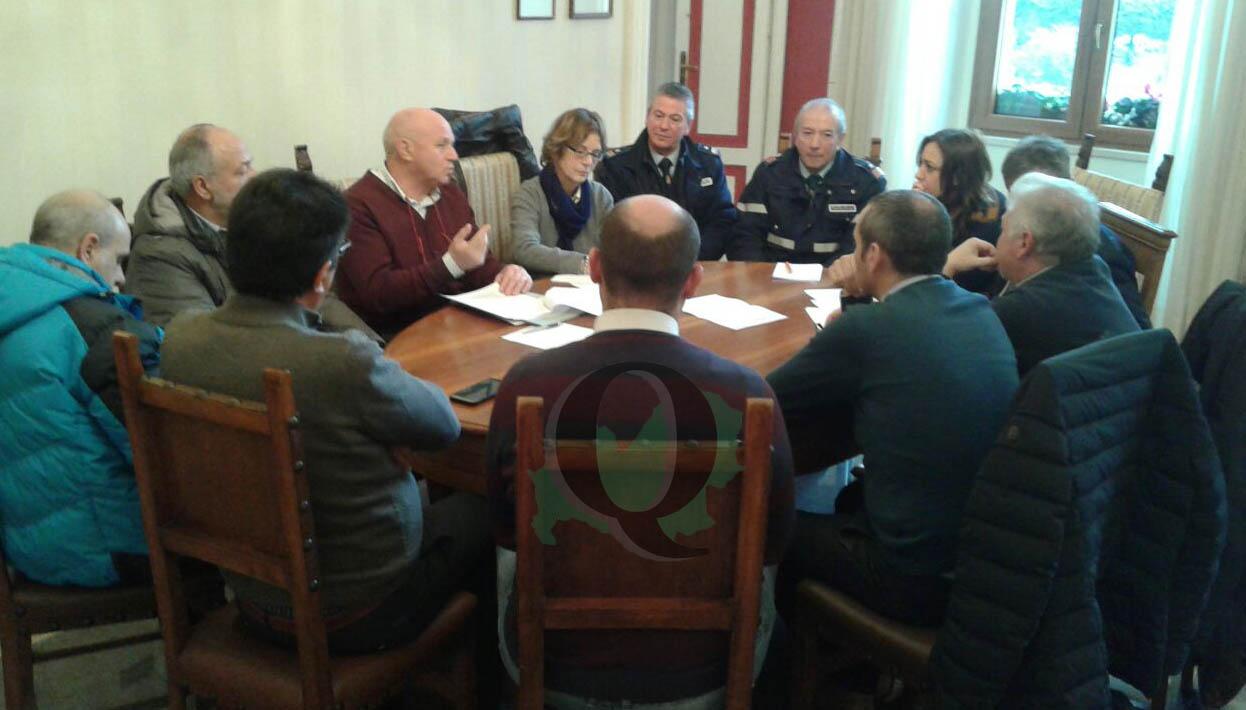 Allerta meteo, riunito il coordinamento a Palazzo San Giorgio