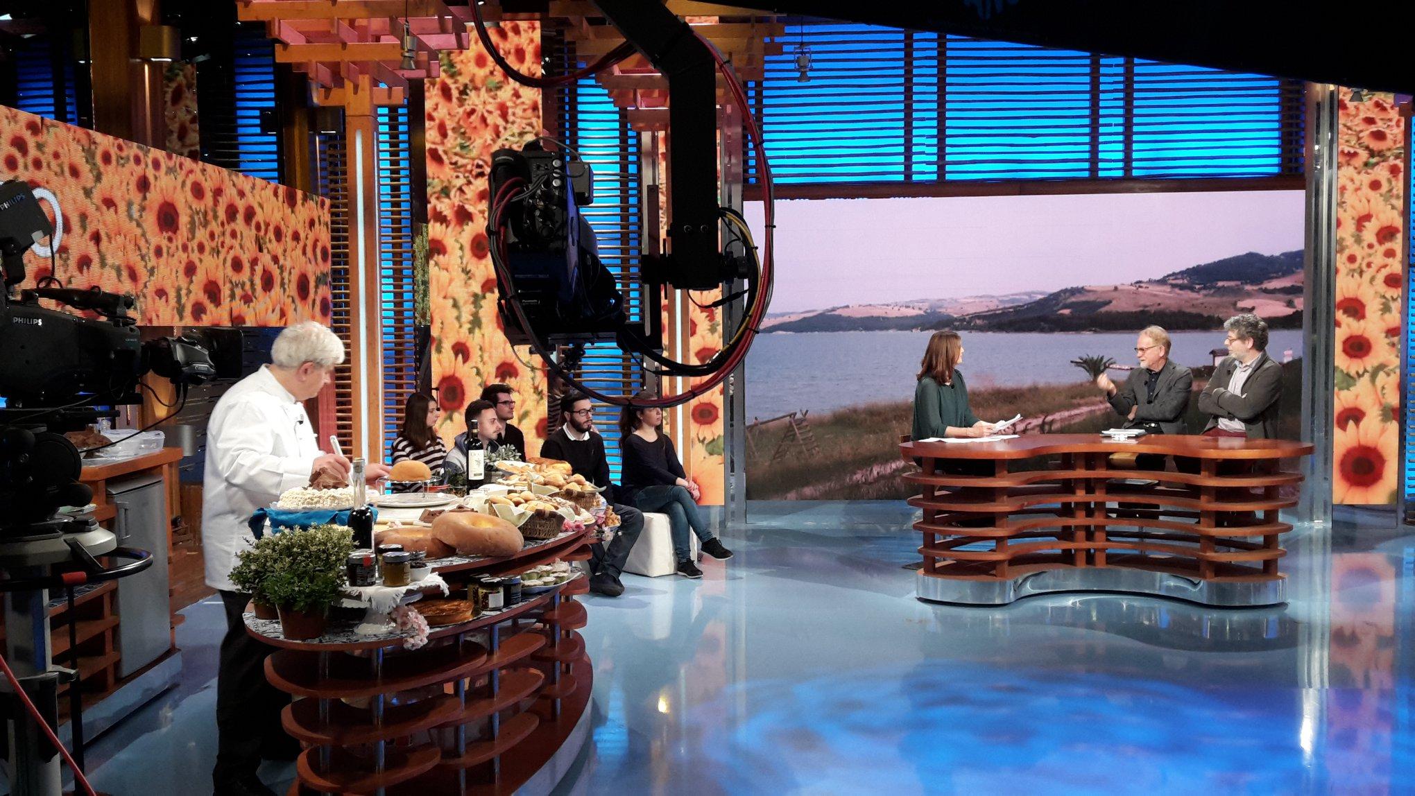 'Cammina Molise' grande protagonista della trasmissione 'Geo'
