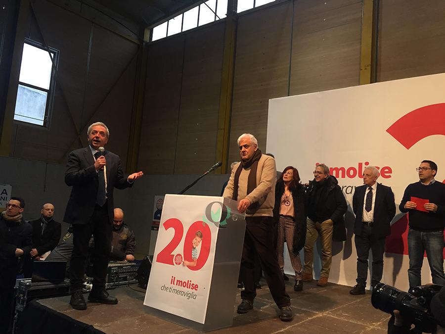 Veneziale candidato, Democratic@ e Italia dei Valori restano fuori