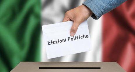 Elezioni Politiche 2018 – Si vota oggi, domenica 4 marzo