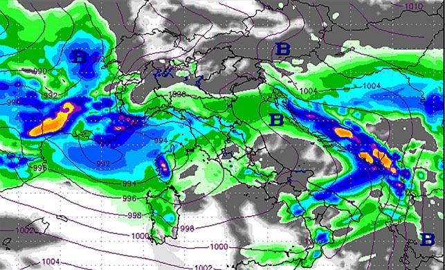 METEO IN MOLISE – Fine del gran freddo, si torna su livelli normali