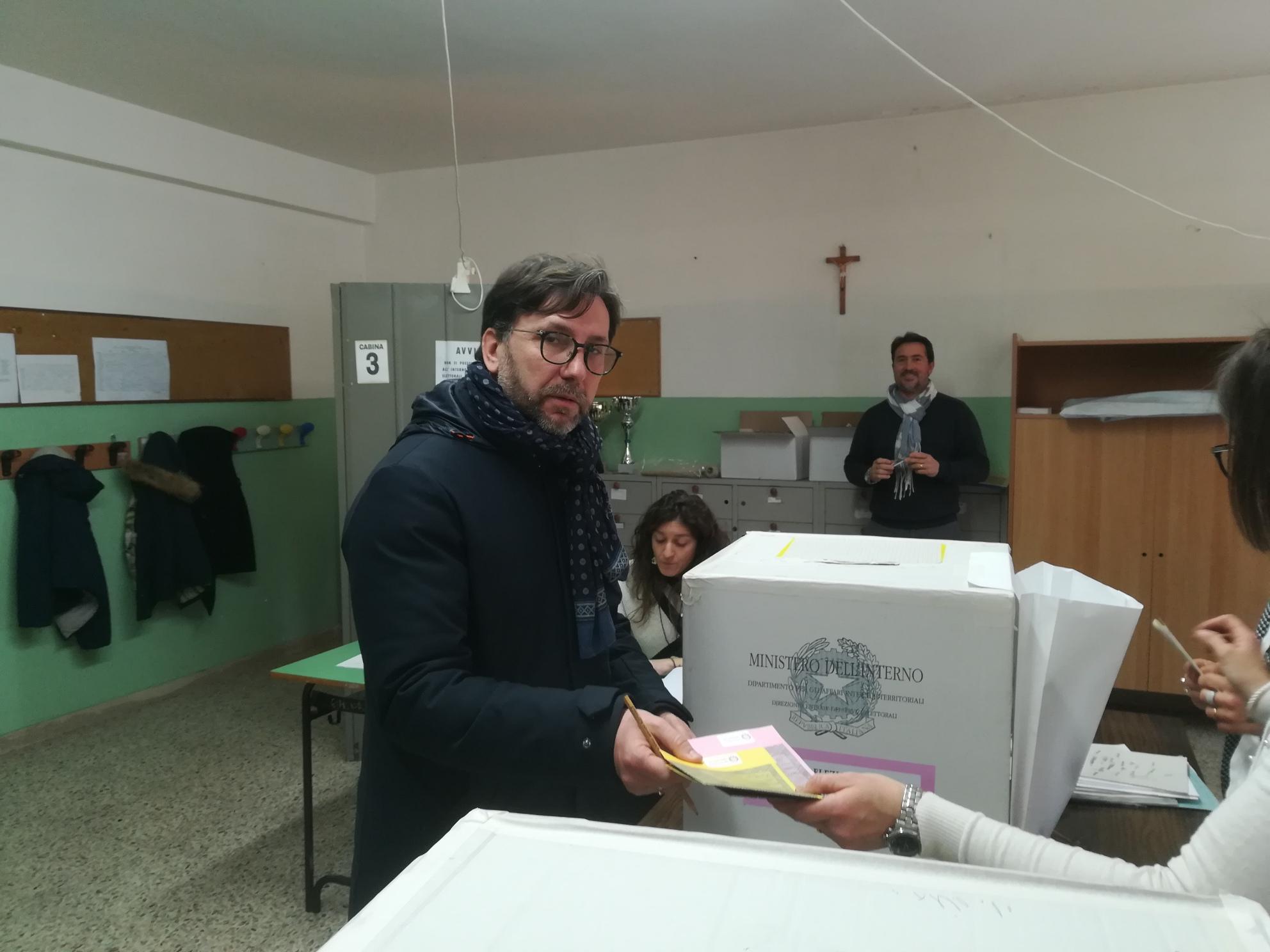 Antonio Federico (M5S) già a Montecitorio, out Leva e Facciolla