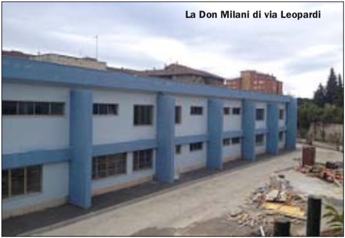Don Milani, settembre decisivo? Adeguamento sismico integrato da variante