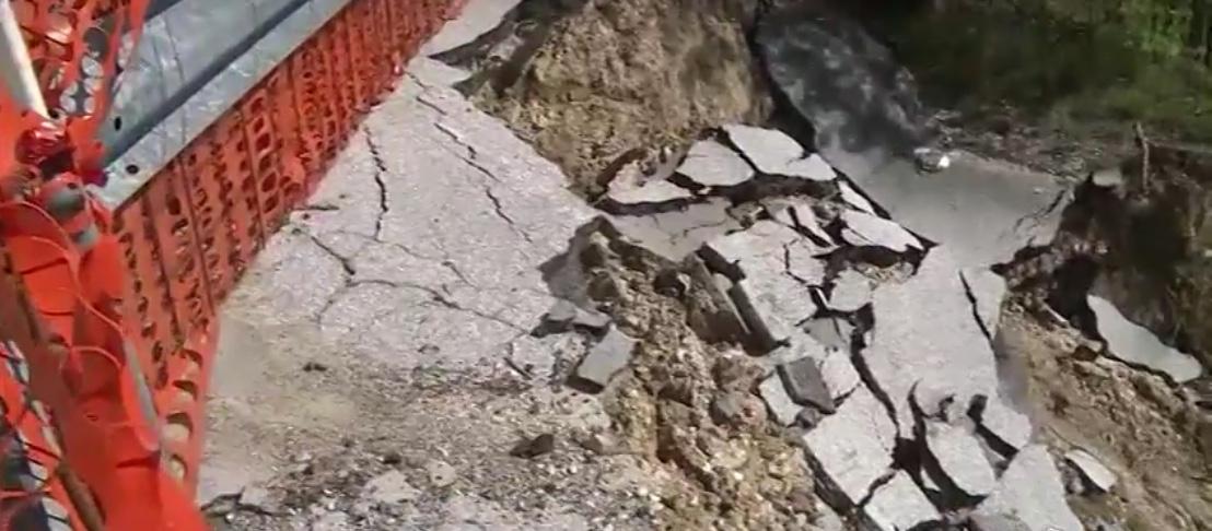 """A Bagnoli del Trigno strade al collasso, il Comitato: """"Pronti a restituire tessere elettorali"""""""
