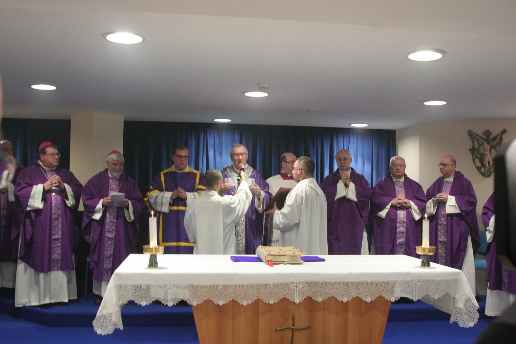 Cardinale Parolin in Molise per inaugurazione Fondazione 'Il Cuore delle Donne'