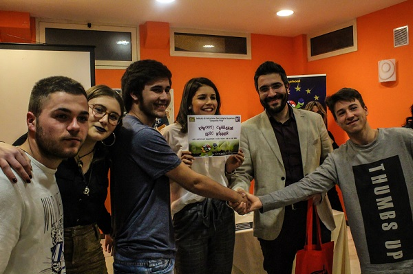 SCUOLA – Erasmus+ al Pilla: esperienza fantastica