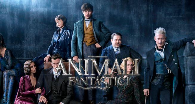 Nuovo capolavoro della Rowling, prossimamente al cinema
