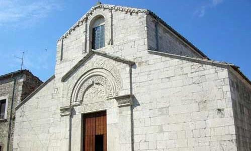 Tecnologia e arte sacra. Tour in 3D delle chiese romaniche molisane