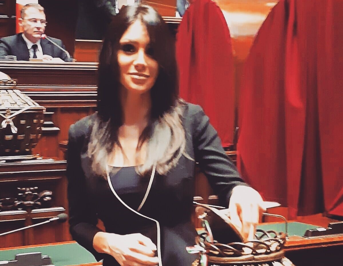 """Tartaglione vota alla Camera: """"Lavoreremo per superare presto impasse"""""""