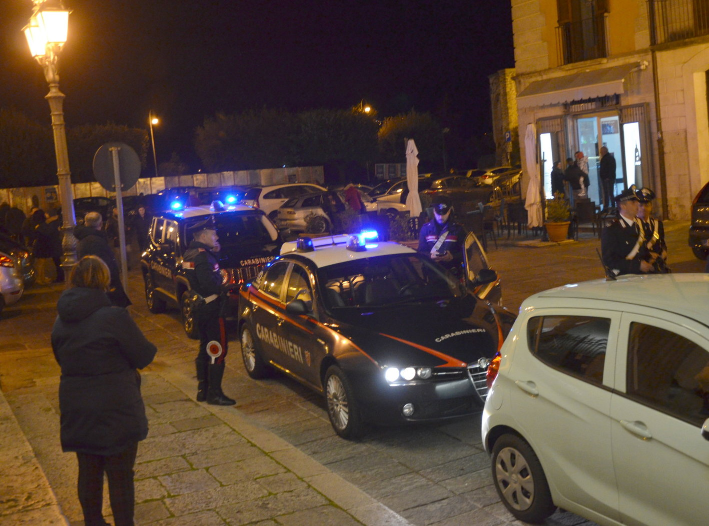 Ponte pasquale, controlli a tappeto: il bilancio dei Carabinieri