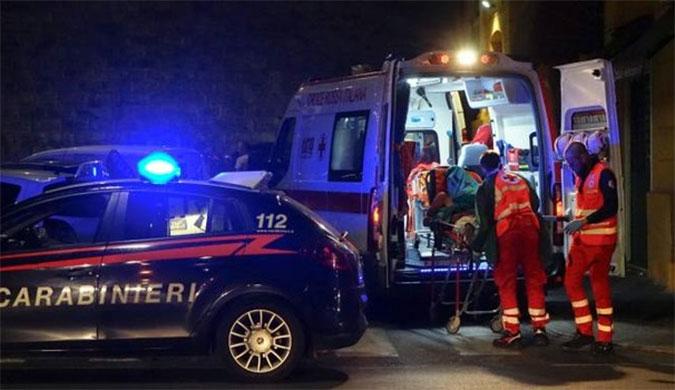 Colpita da un ictus, tempestivo l'intervento dei Carabinieri