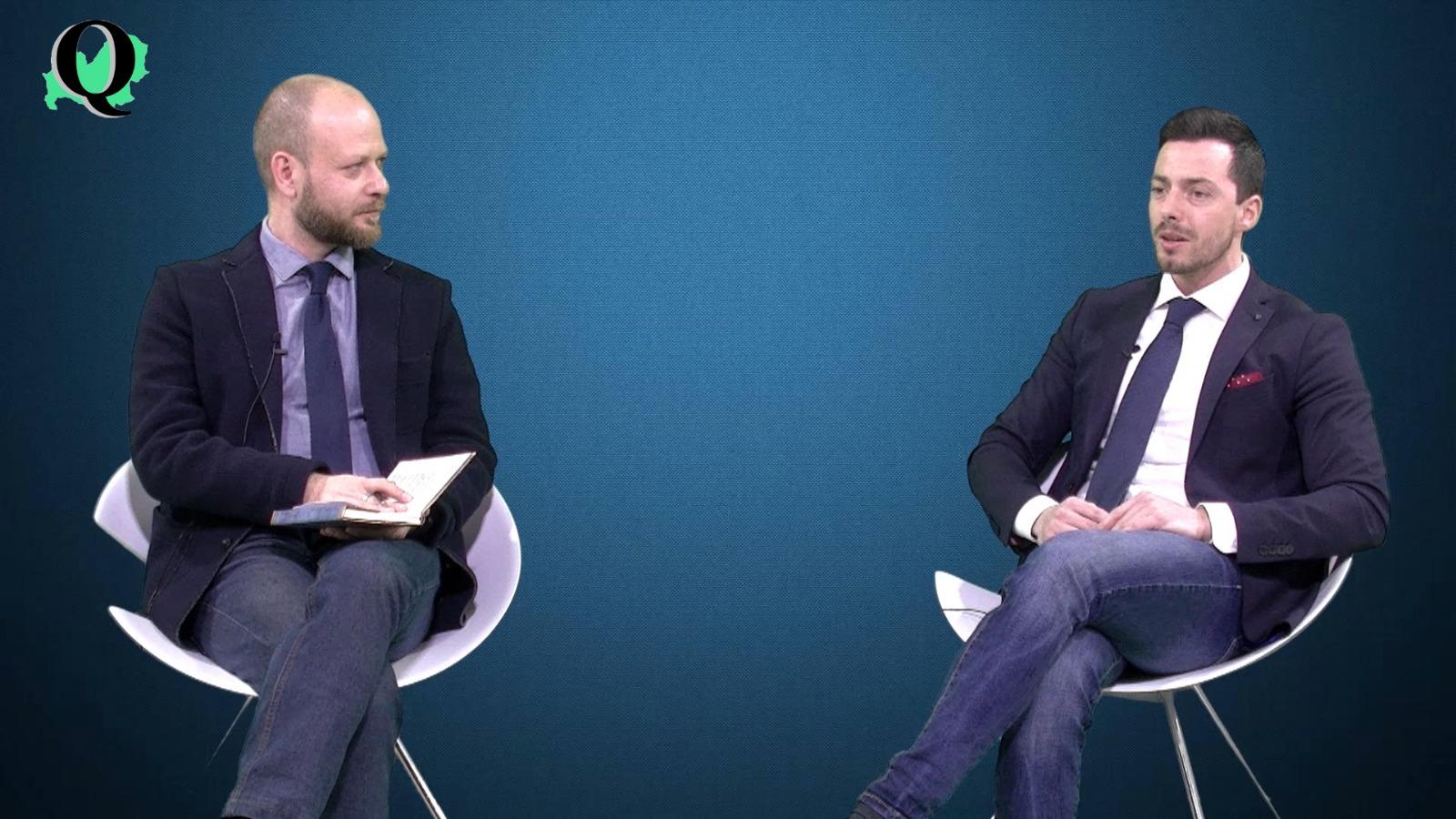 Speciale elezioni, intervista ad Andrea Greco