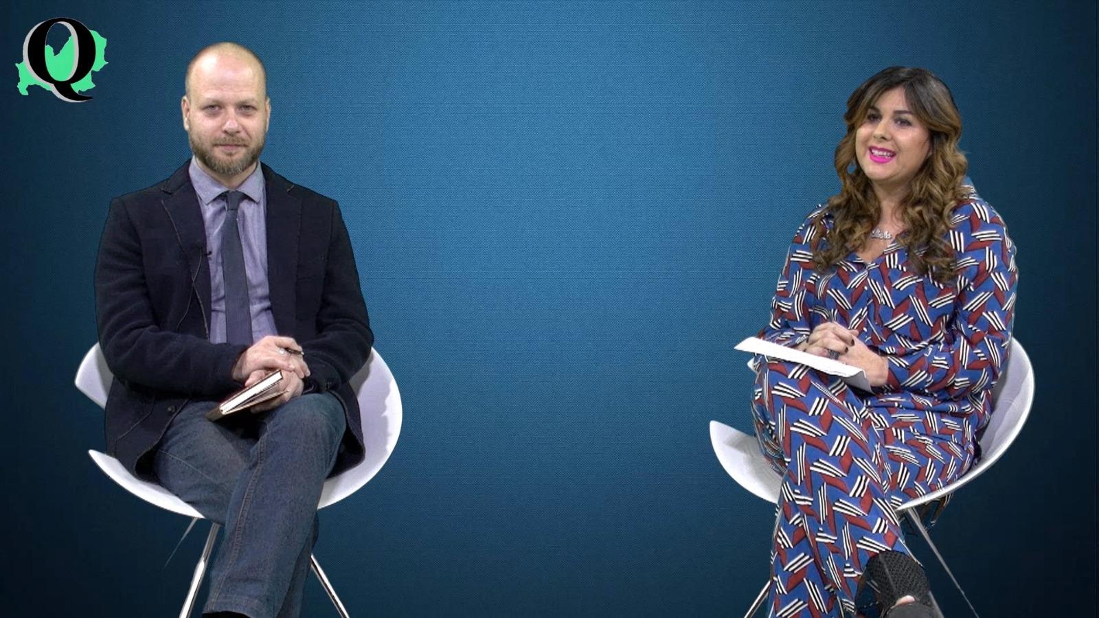 Speciale elezioni, intervista a Paola Matteo