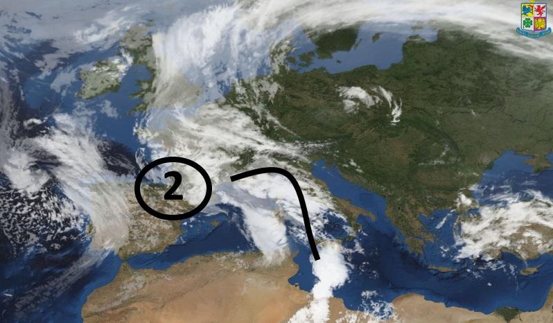 METEO IN MOLISE – Regione parzialmente interessata da un peggioramento