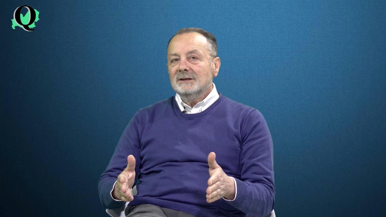 Speciale elezioni, intervista a Filoteo Di Sandro