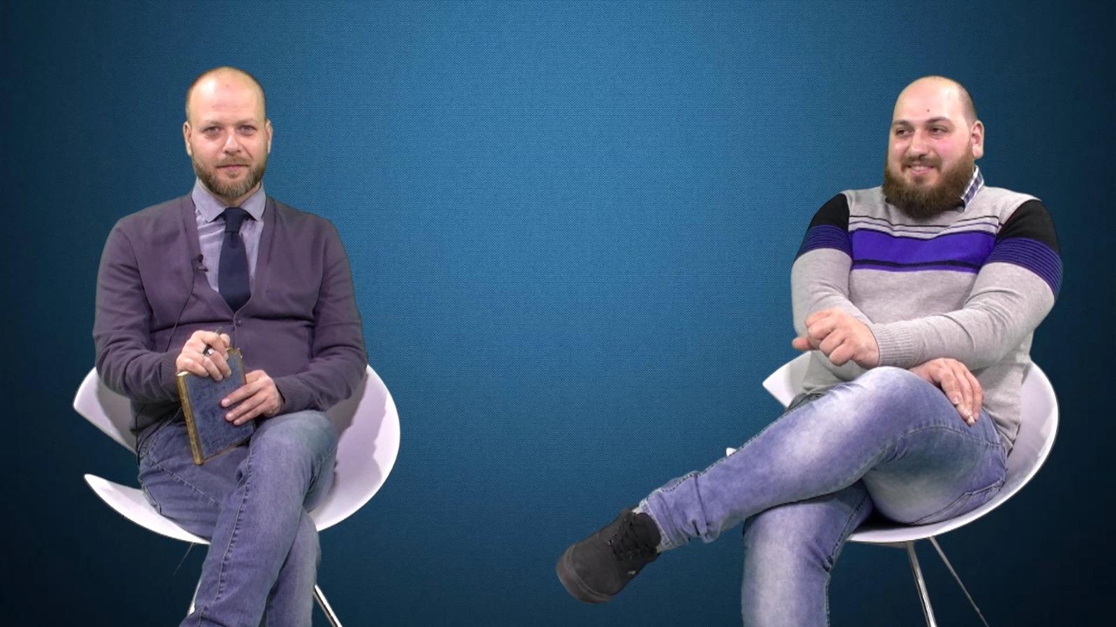 Speciale elezioni, intervista ad Agostino Di Giacomo