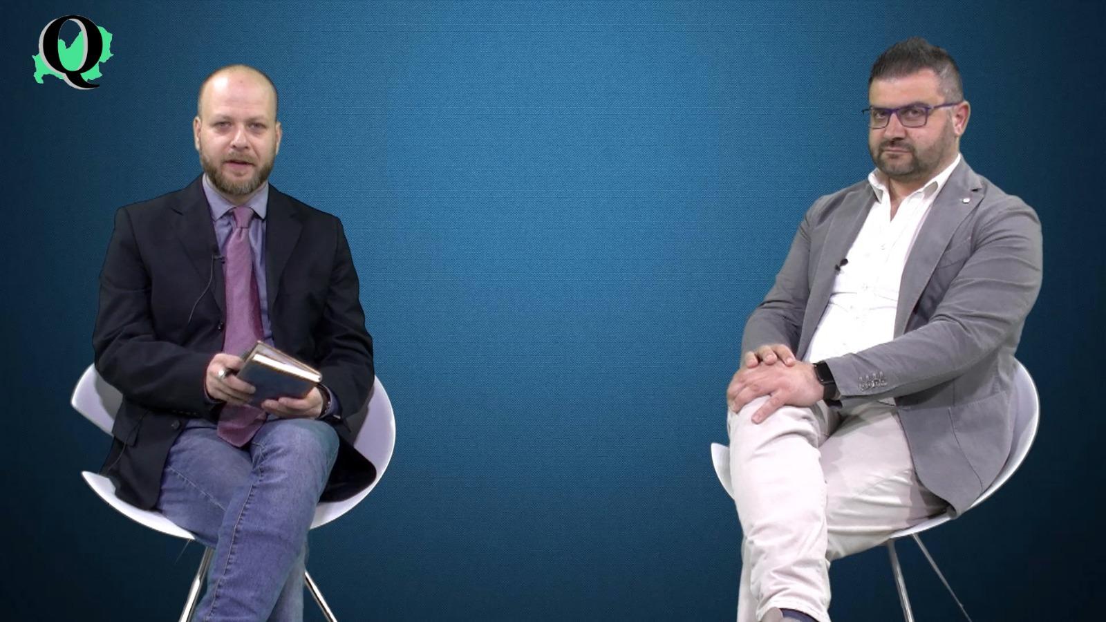 Speciale elezioni, intervista a Fabio Sebastiano