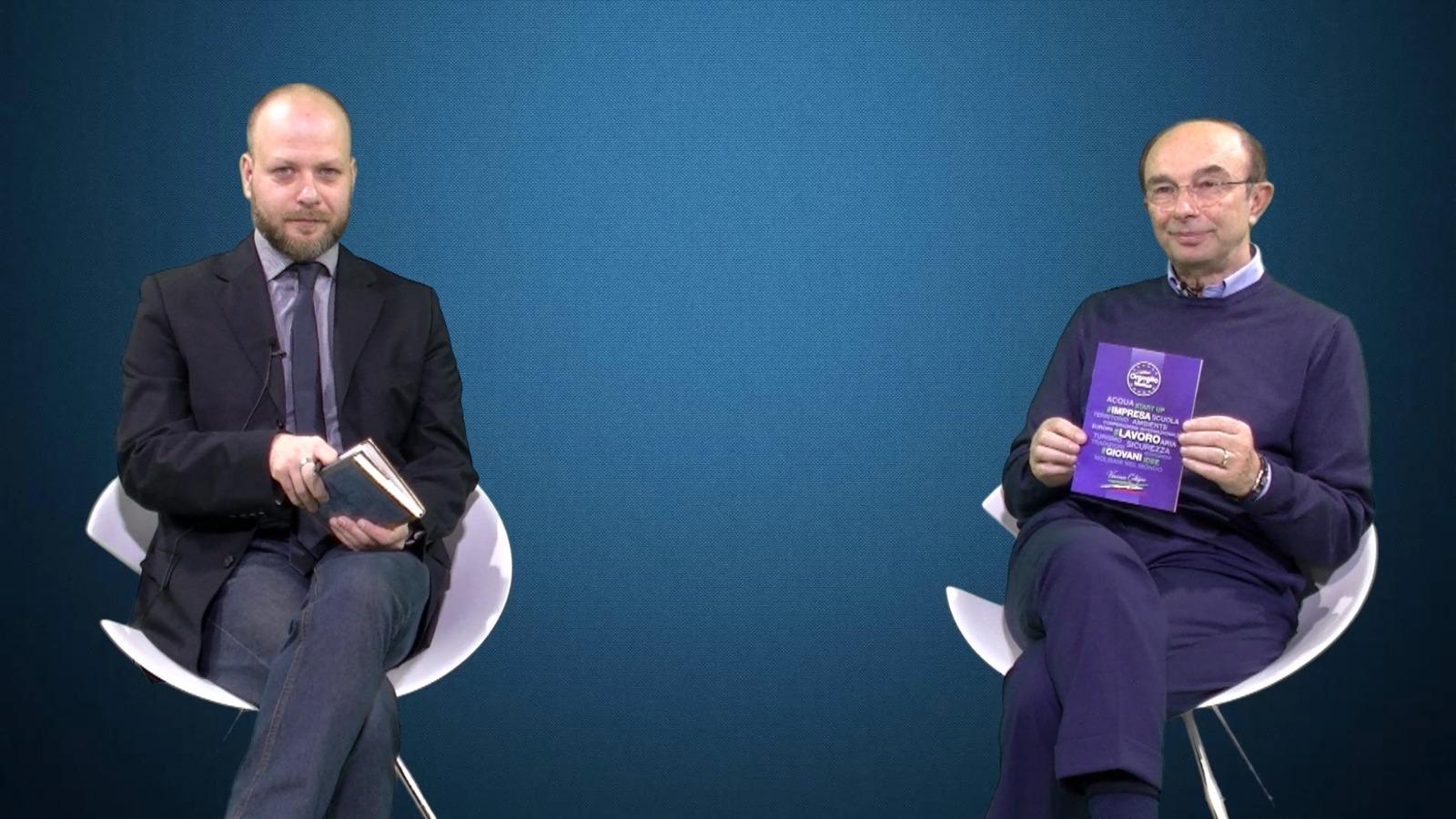 Speciale elezioni, intervista a Vincenzo Cotugno