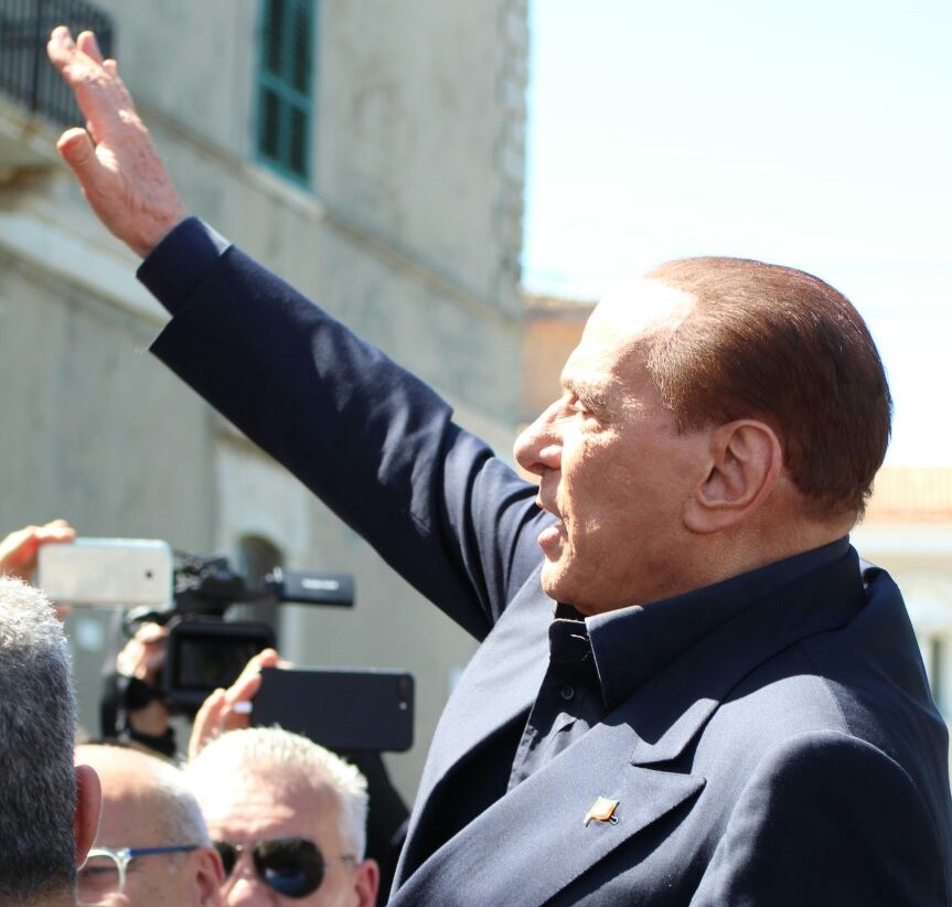 Domani e dopodomani Berlusconi in Molise, il programma della visita