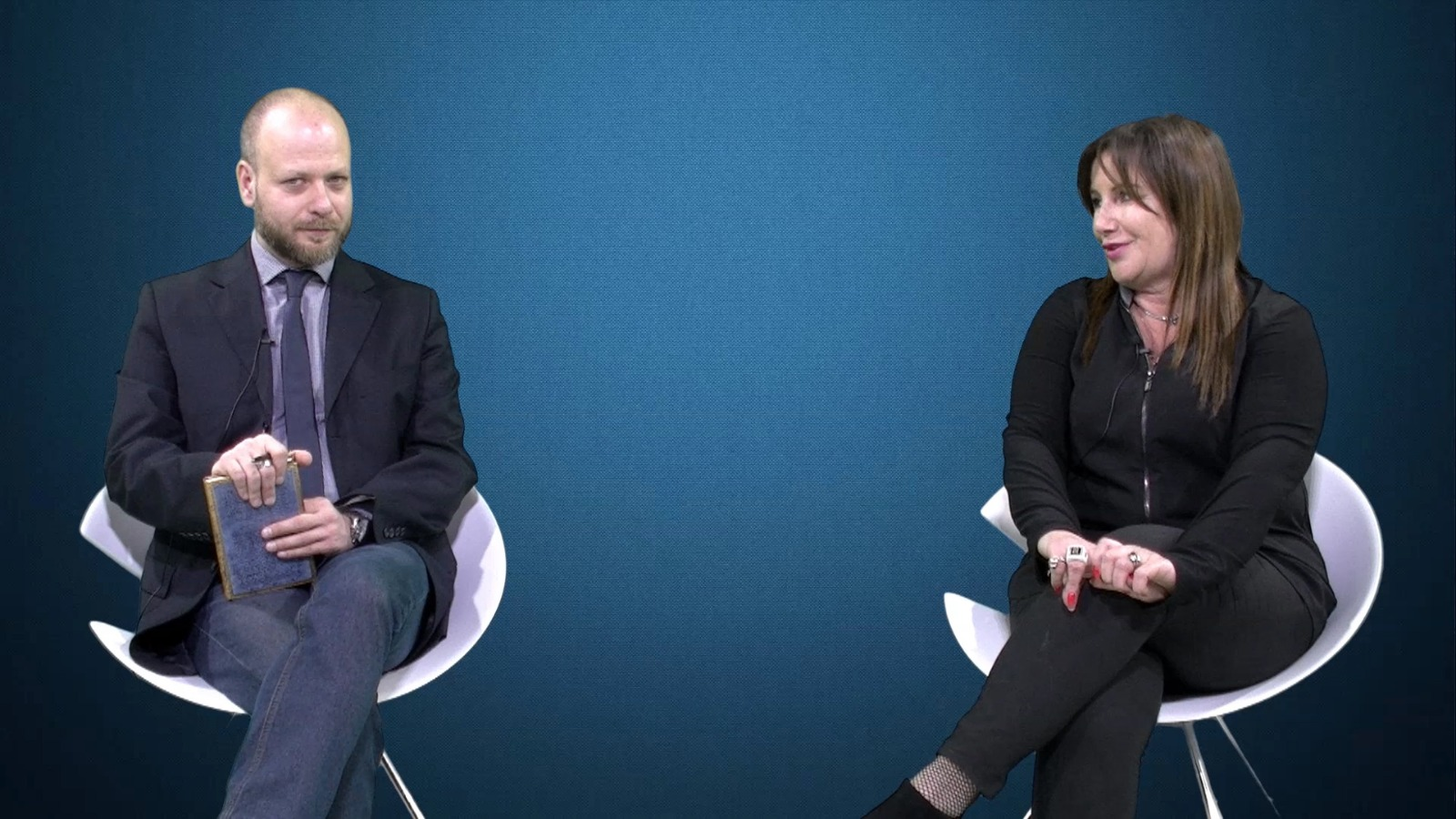 Speciale elezioni, intervista a Filomena Calenda