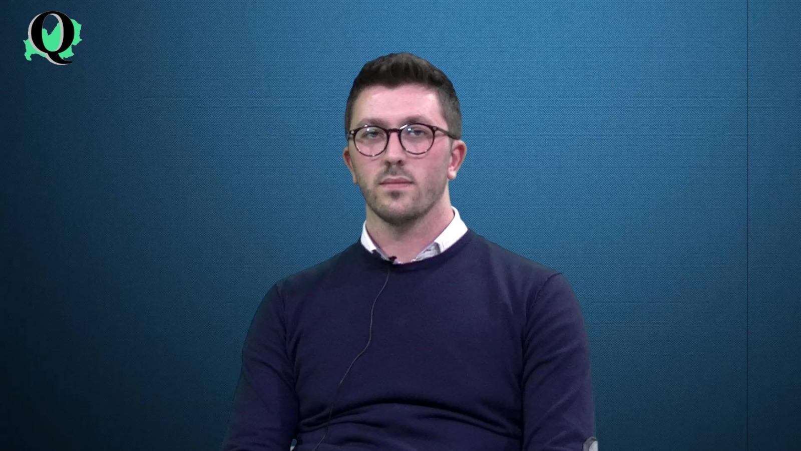 Speciale elezioni, intervista a Domenico Ciccarella