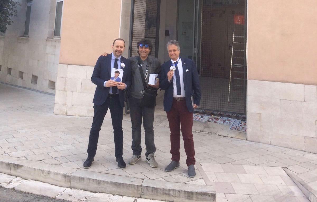 I deputati Lega a Termoli. Dopo Montenero tappa in città per Arrigoni, Tonelli e Latini