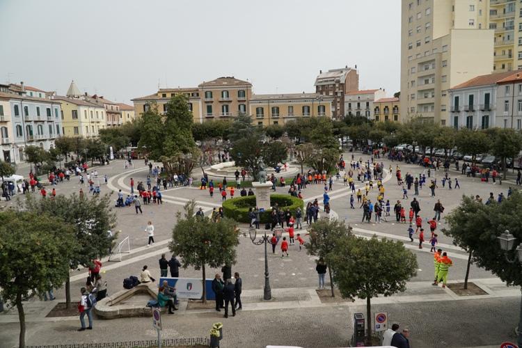 La Figc compie 120 anni, celebrazioni in piazza