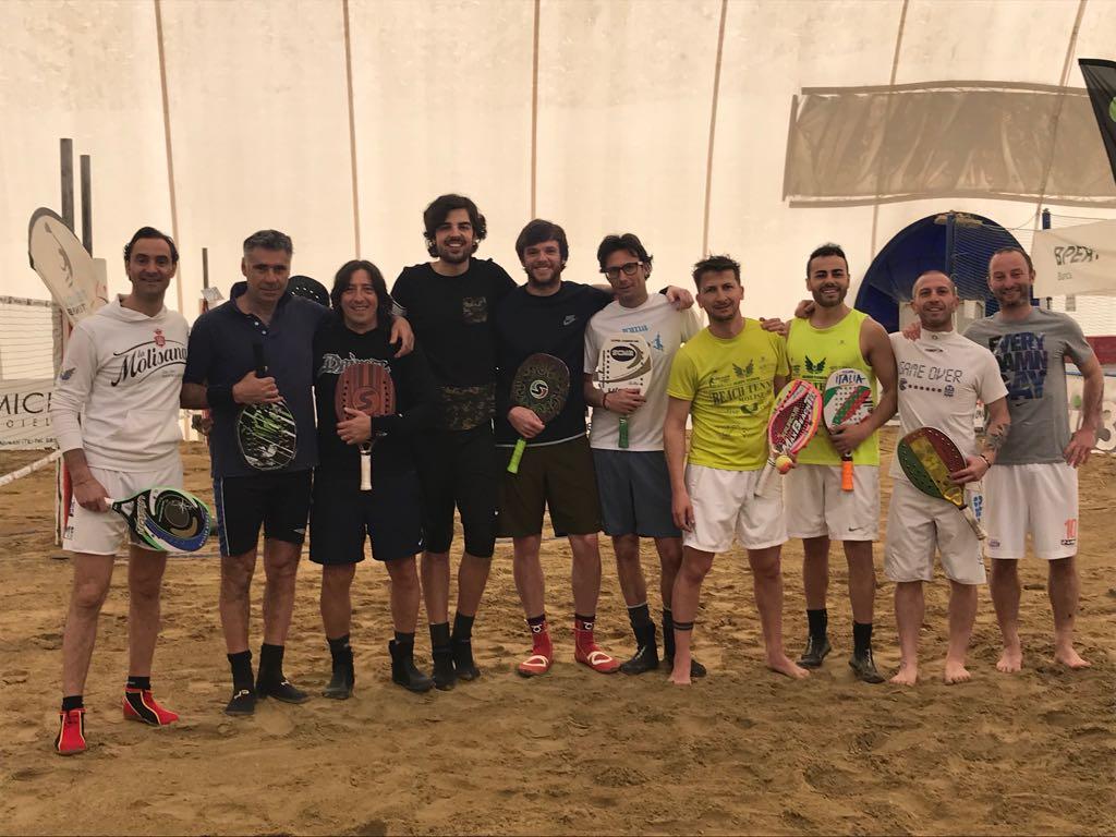 Beach Tennis, Iacobucci-De Rosa campioni regionali