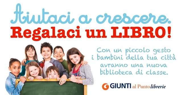 INIZIATIVE – Scuole, pronti i libri del progetto 'Aiutaci a crescere'