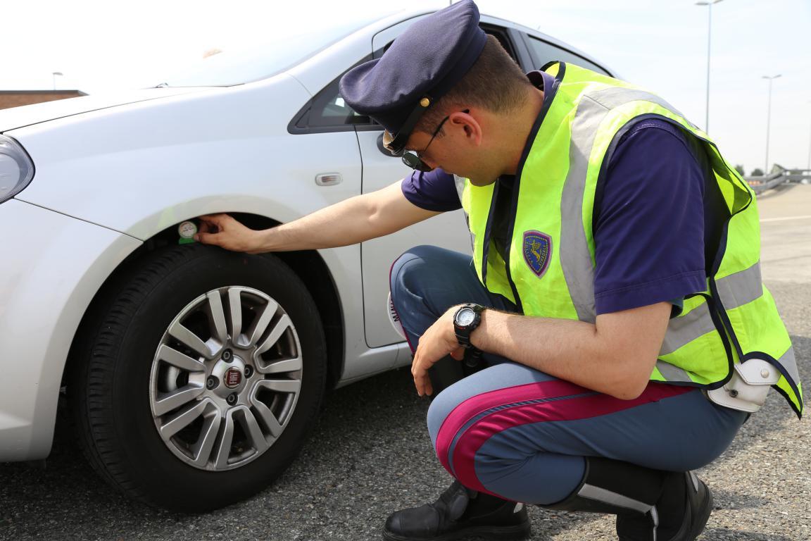 Vacanze sicure, al via il controllo pneumatici anche per gli automobilisti molisani