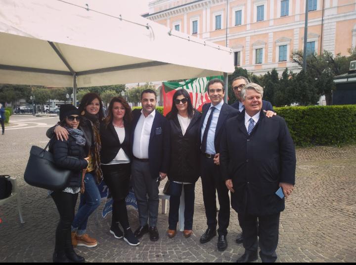 A Campobasso i parlamentari 'azzurri' a sostegno di Donato Toma