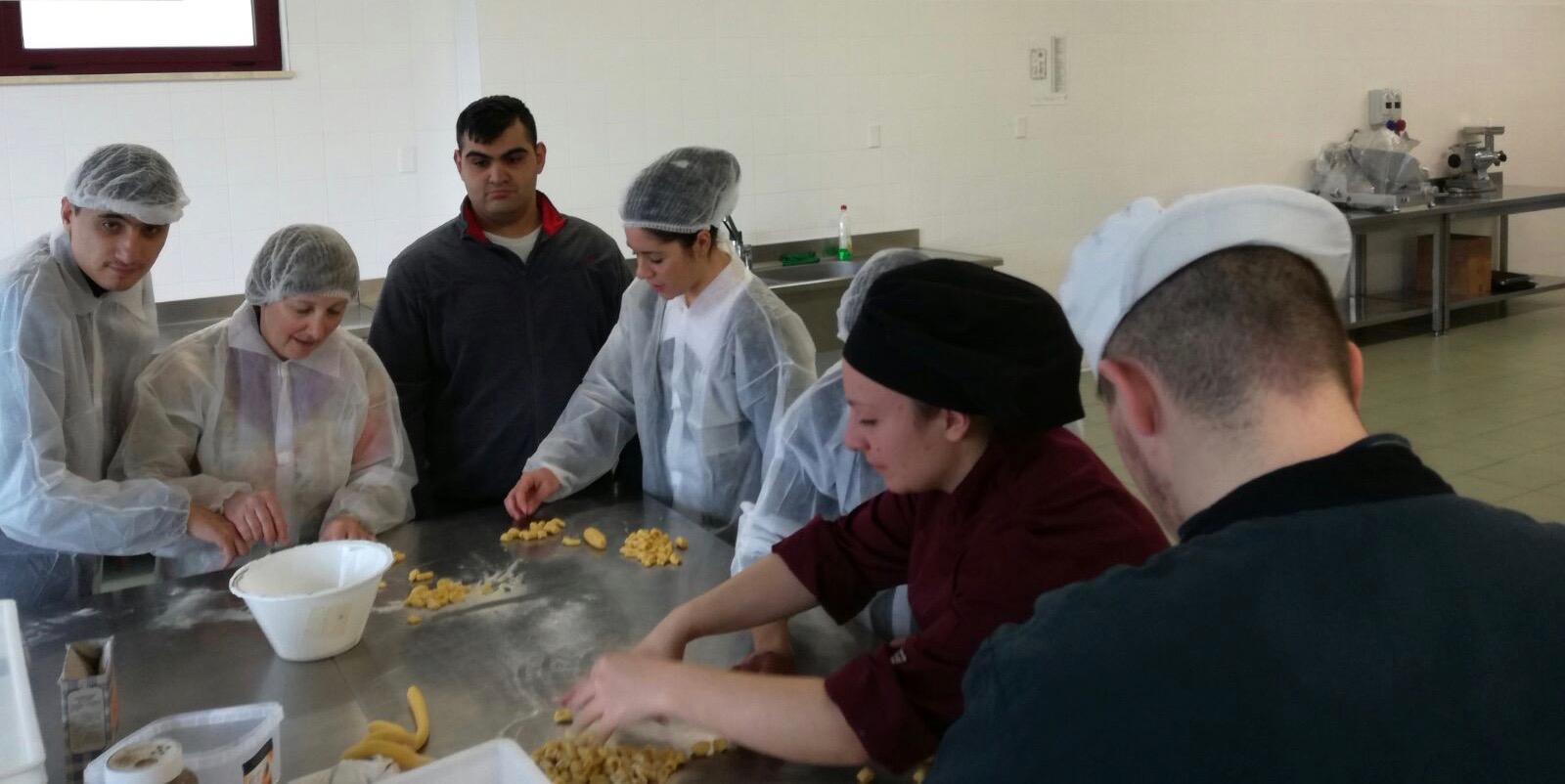 Alberghiero di Vinchiaturo e Centro 'Il Granello di Senape' insieme per un laboratorio di cucina speciale