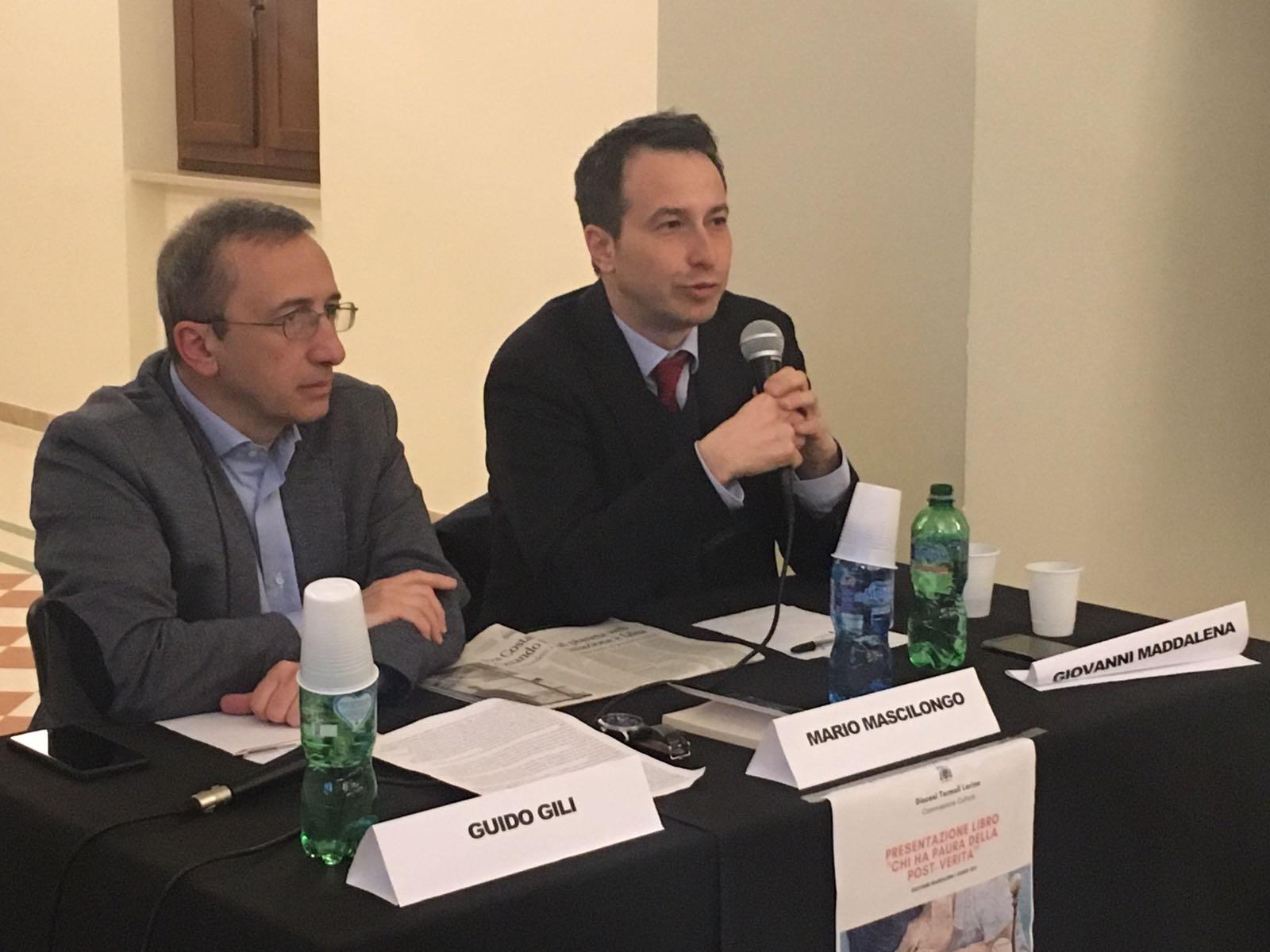 Fake news e post-verità, presentato il libro dei docenti Unimol Guido Gili e Giovanni Maddalena