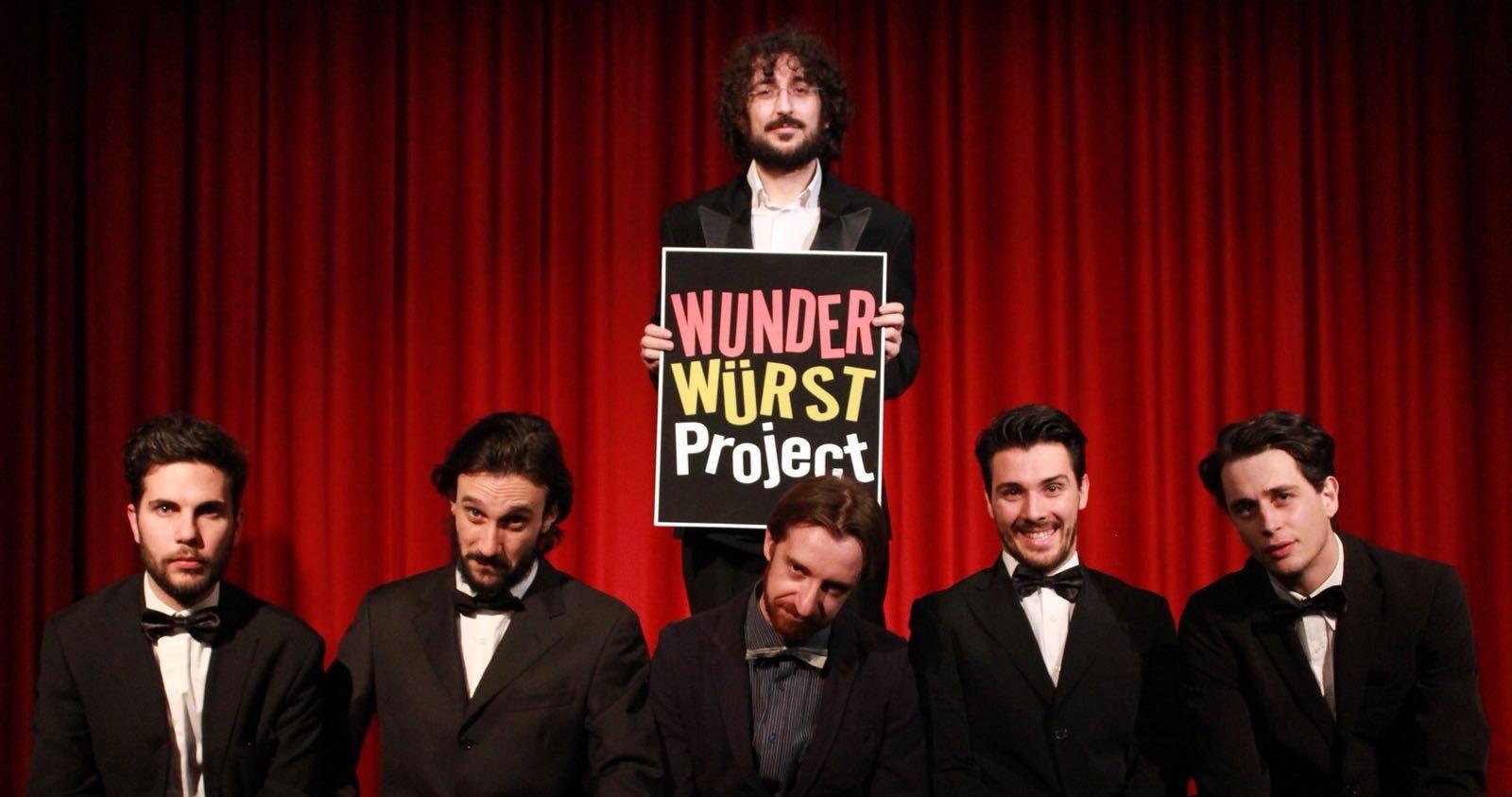 TEATRO – Domani al Loto lo show dei 'WunderWurst Project' tra cinema e comicità