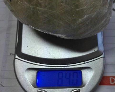 Bojano, i Carabinieri arrestano cittadino dominicano con 84 grammi di cocaina
