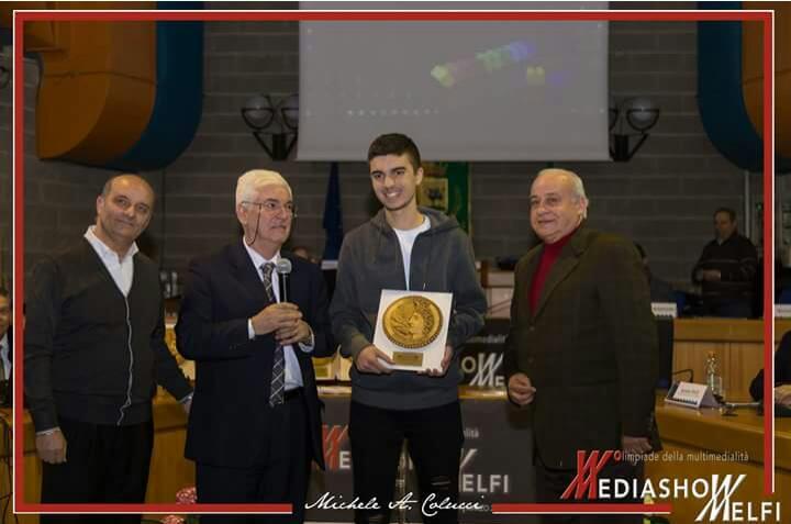 """EVENTI- """"E a vincere il 4° posto di questa competizione è Federico Silvestri!"""""""