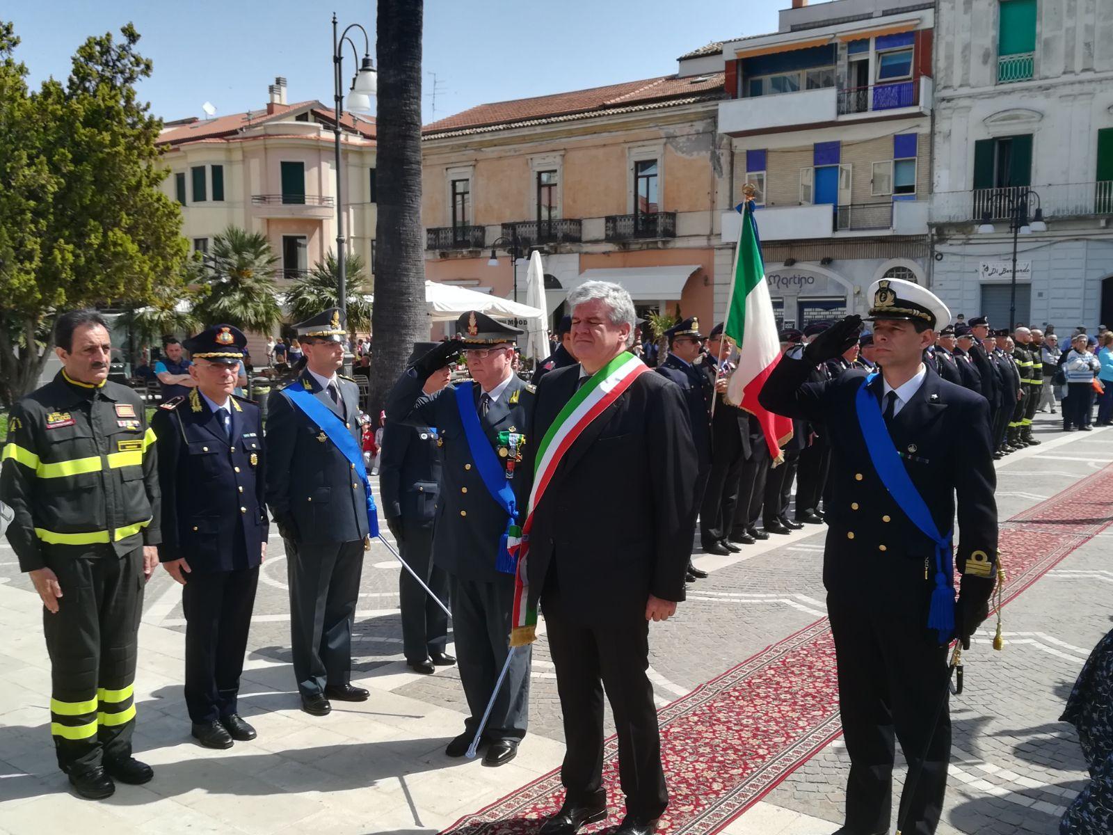 Festa della Liberazione, il Molise ricorda i caduti per la libertà