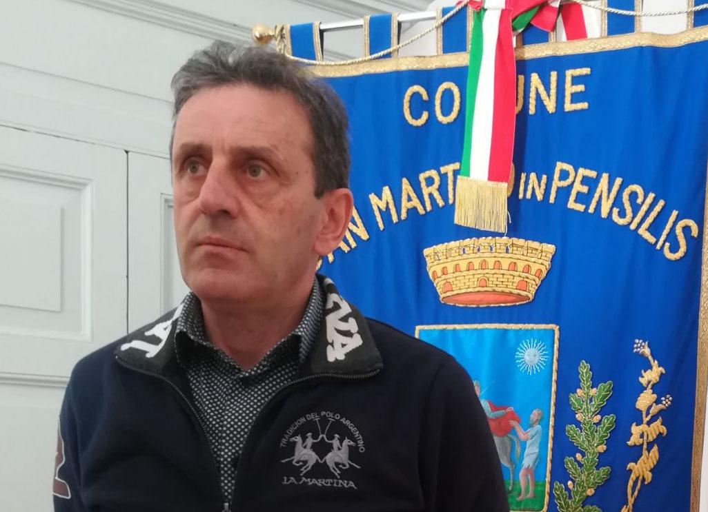 """Stop alla Carrese, il Sindaco Caravatta: """"Creati i presupposti di massima sicurezza, un danno enorme"""""""