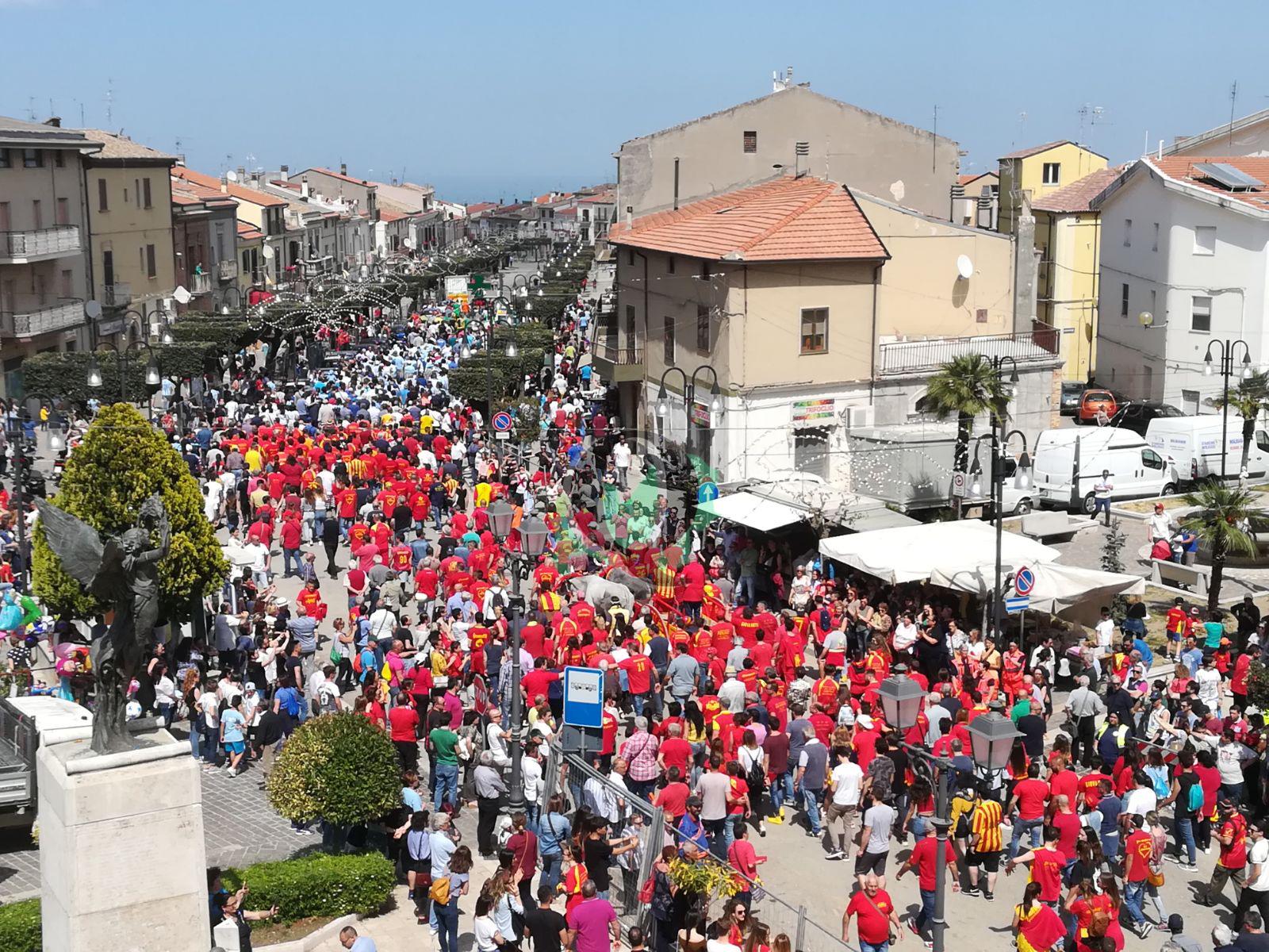 San Martino, ok alla Carrese dalla Commissione: a breve lo start (VIDEO e FOTO)