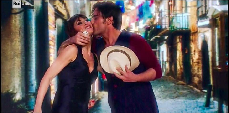 Ballando con le Stelle. La coppia Sara Di Vaira e Massimiliano Morra in Molise per girare una clip