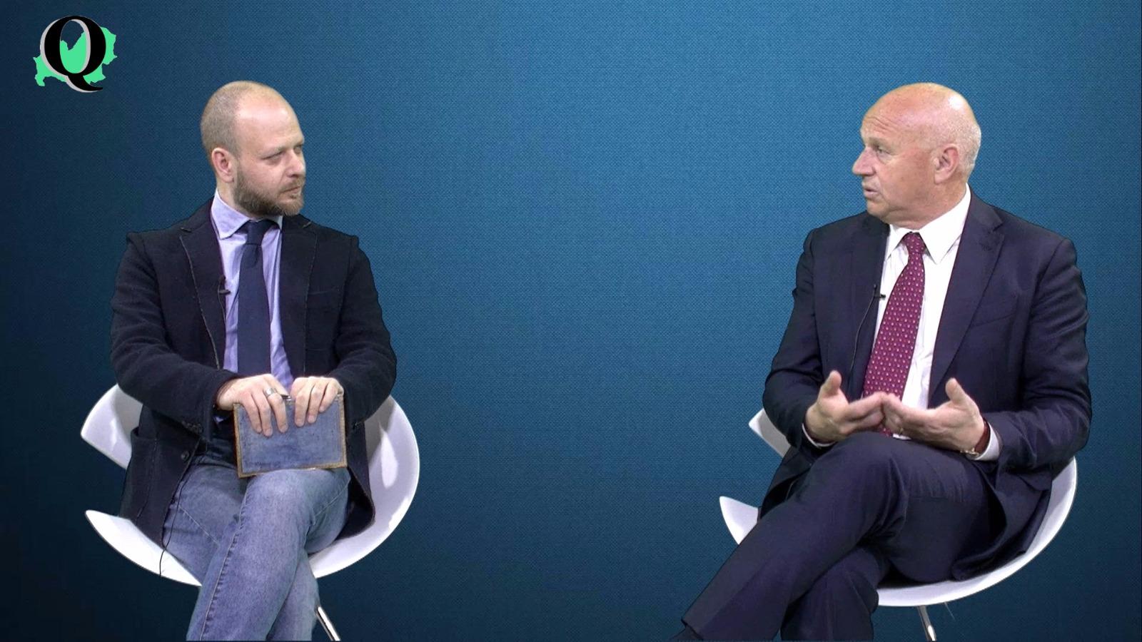 Intervista esclusiva al sindaco Battista, tutte le novità per Campobasso (VIDEO)