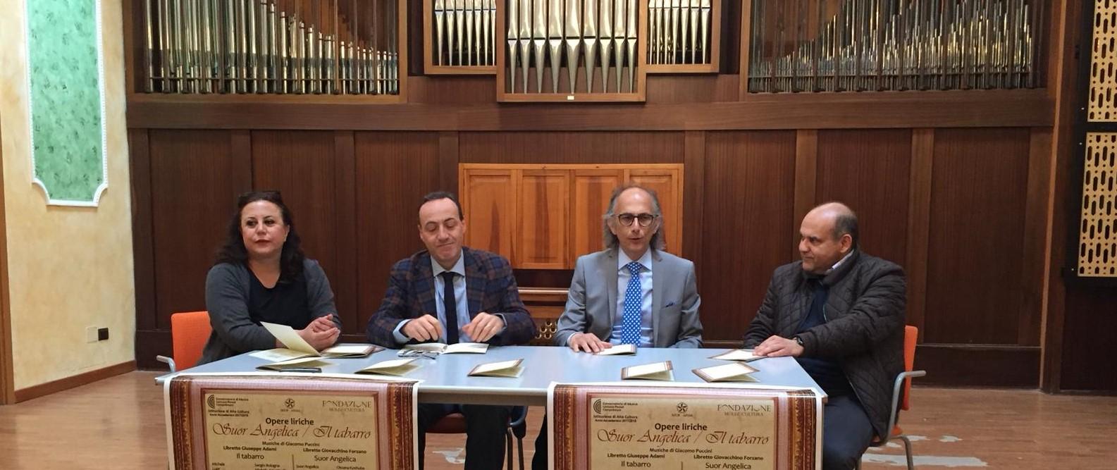 EVENTI – Il Conservatorio Perosi in scena al Teatro Savoia
