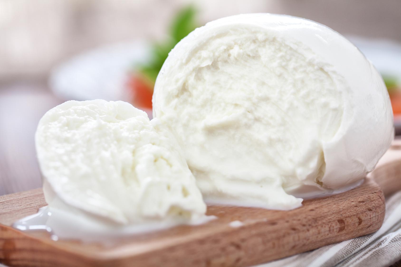 Supermercato richiama lotto di mozzarella di Bufala Campana contaminata (NAZIONALE)